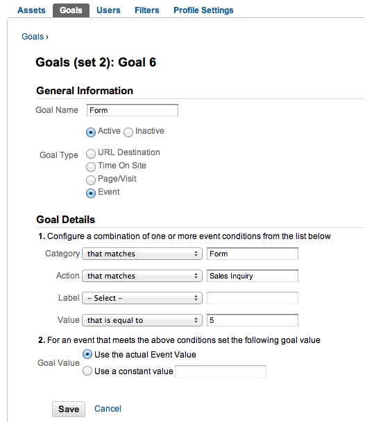 Measure Calls to Action with Google Analytics Event Tracking