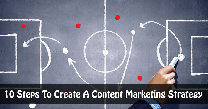 To Build A Content Marketing Strategy