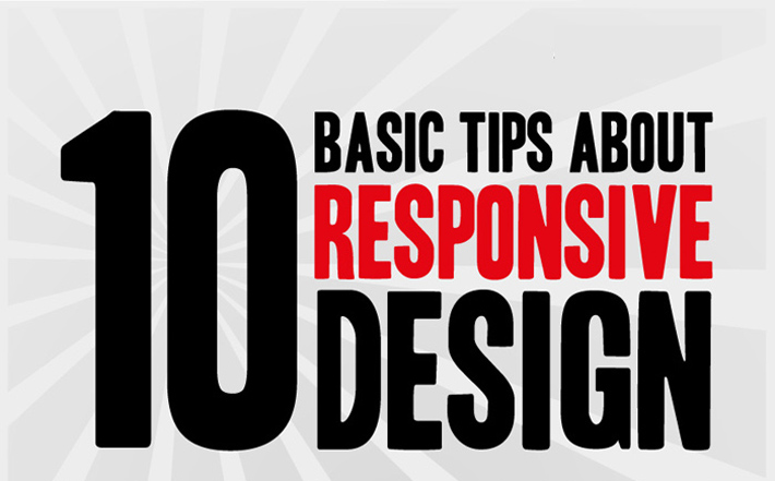 Responsive design tips
