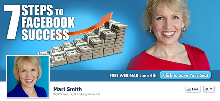 Mari Smith Facebook Page