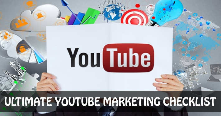 Ultimate YouTube Marketing Checklist For A Better Brand Image