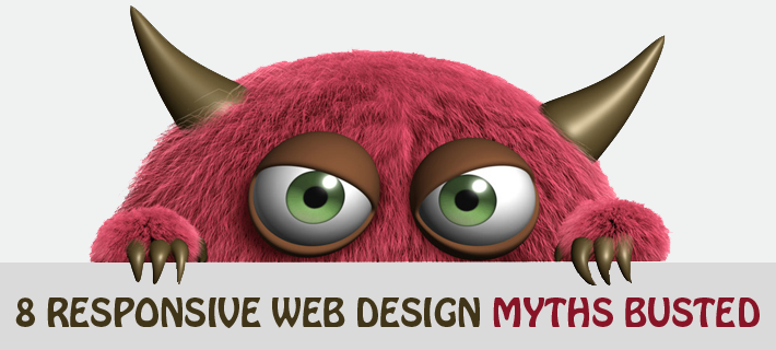 Responsive Design Myths Busted
